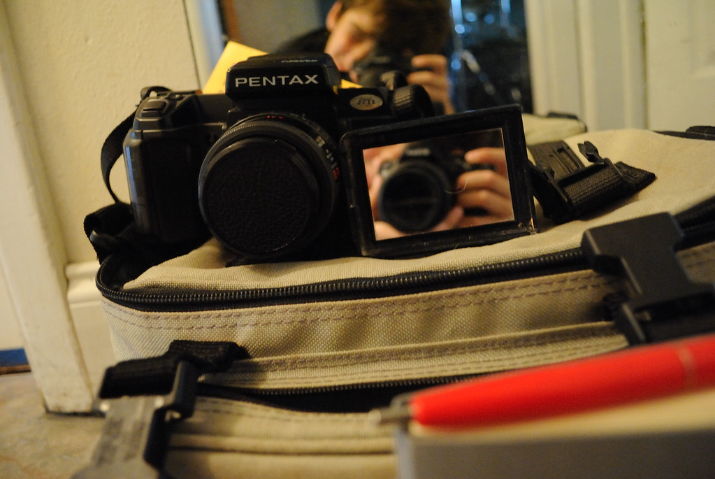 What is in my Camera Bag?