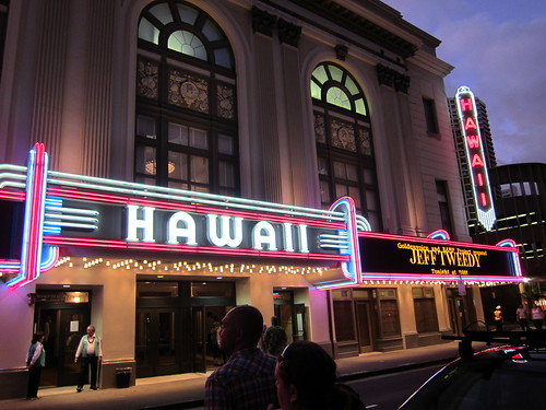 Jeff Tweedy at the Hawaii Theatre