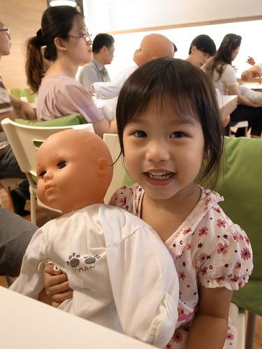 2011/08/09 第二次爸爸教室