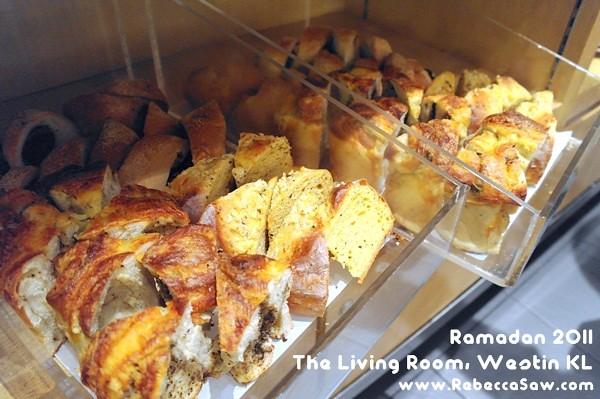 Ramadan 2011 - The Living Room, Westin KL-50