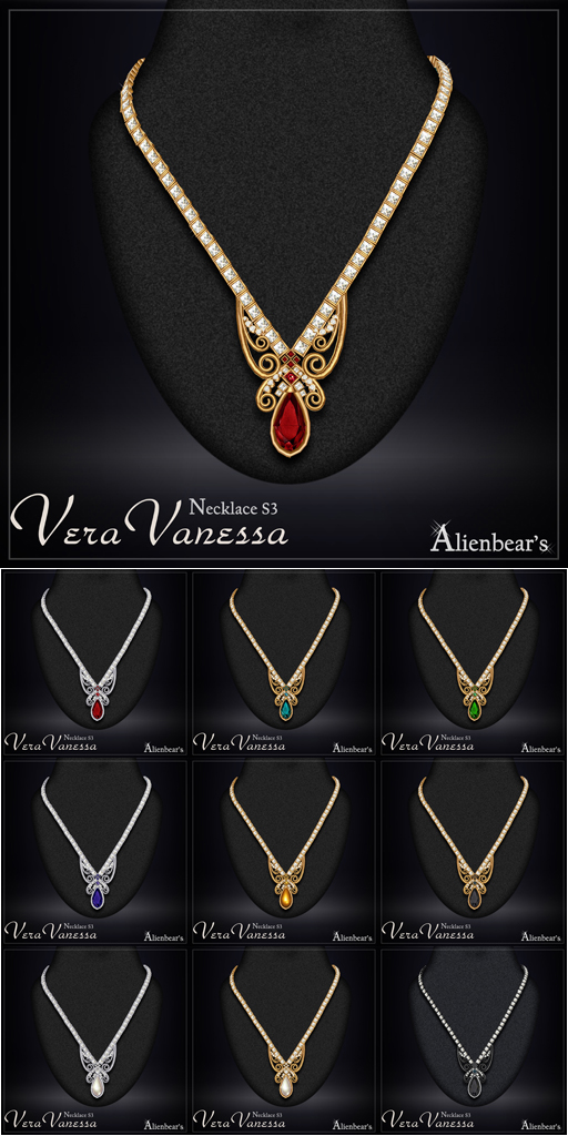 Vera Vanessa Necklace S3 all
