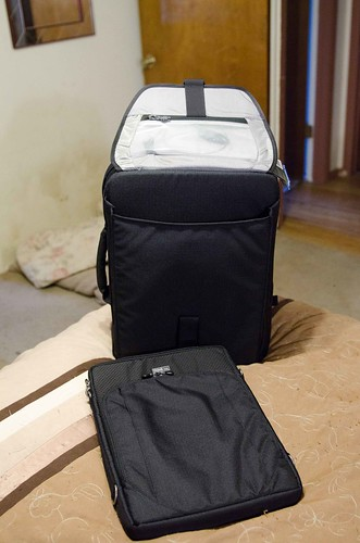 Think Tank Acceleration backpack
