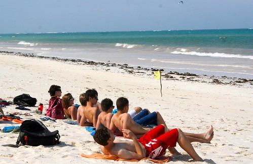 Ocean Camp, Diani Beach