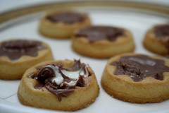 Mmmmm is for Milka (Fosseyh) Tags: food cookies cake austria milk cookie candy chocolate dream delicious sweets milka