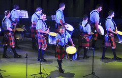SFU Pipe Band -  Pipes of Peace Concert