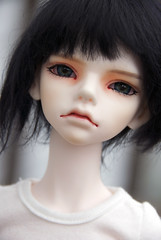 Hello there... (Jen Savage) Tags: happy dolls bjd dim alpon