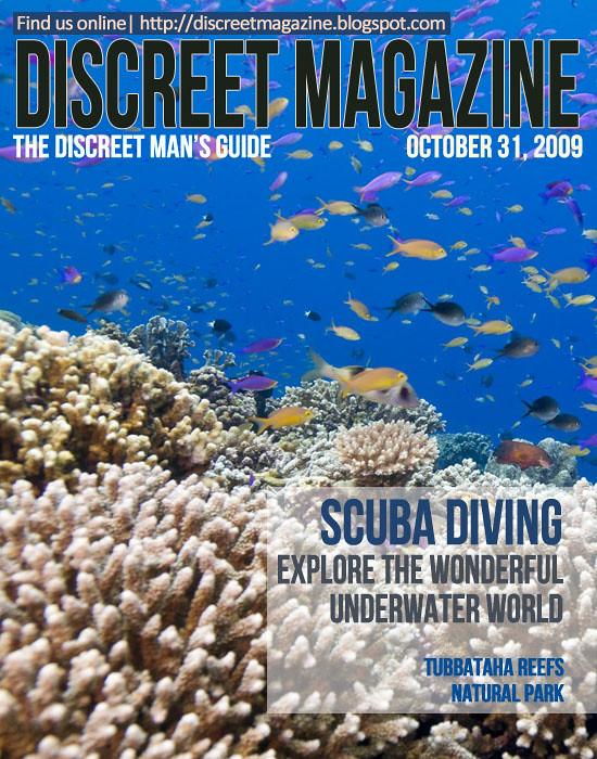 DM103109 Scuba Diving