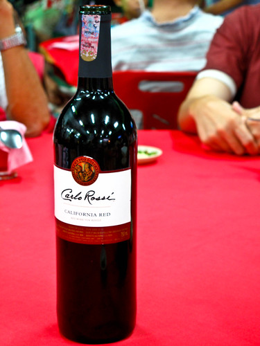 IMG_1512 Carlo Rossi - California Red,红酒