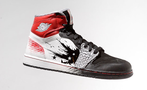 Dave White  Air Jordan 1 Wings for the Future
