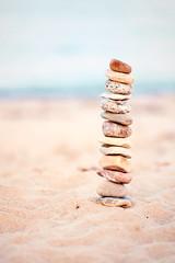 (ill-padrino www.matthiashaker.com) Tags: sea summer tower beach strand germany sand holidays meer stones sommer baltic steine turm ostsee figur holstein schleswig steinturm gettygermanyq4