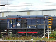 08754 (VillaDeano) Tags: 70s coal scrap freds tanks sheds waterorton doncaster freightliner hsts 47s 66s