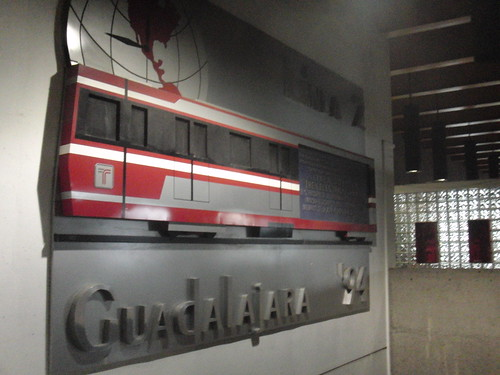 kollektivtrafik i Guadalajara