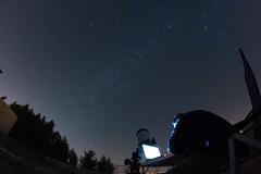 ROIATE (marcopics3000) Tags: sky night stars telescope galaxy cielo starry notte constellation notturno nebulosa stelle milkyway stellata telescopio starparty costellazione samyang galassia vialattea roiate Astrometrydotnet:status=failed Astrometrydotnet:id=alpha20111008079201