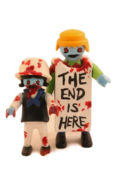 Zombie Art Project