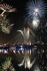 British Musical Firework Championships (mrcheeky2009) Tags: bridge reflection landscape mirror nightshoot drama southport longexsposure marinebridge marinewaybridge britishmusicalfireworkchampionshipssouthport2011