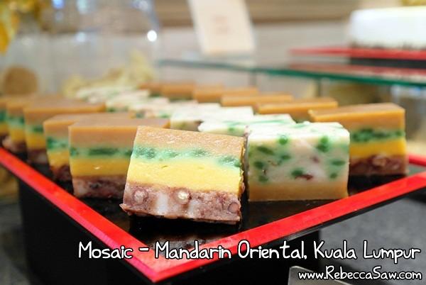 Mosaic- Mandarin Oriental, Kuala Lumpur-34