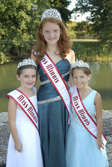NAM Illinois Queens, Tatum, Cassidy and Peyton