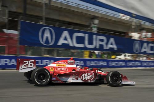 Marco Andretti, Honda Indy Toronto 2011