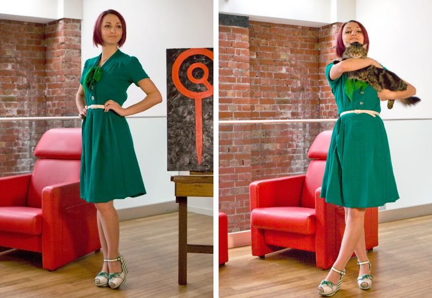 40's-shirtdress-green_comp