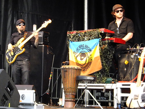 Blue King Brown at Ottawa Bluesfest 2011