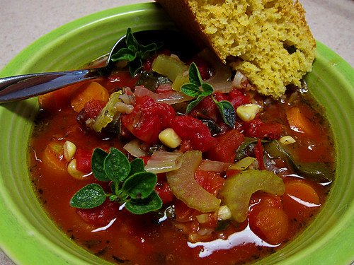 Minestrone by Food Fanatic