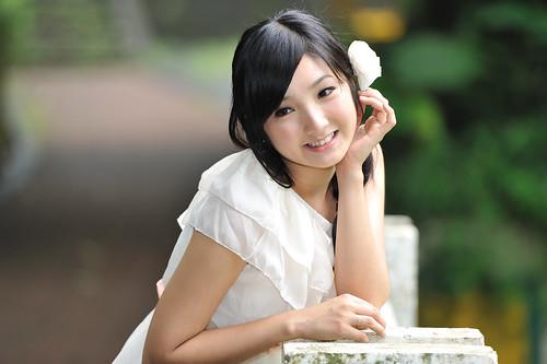[フリー画像] 人物, 女性, アジア女性, 台湾人, 201107120300
