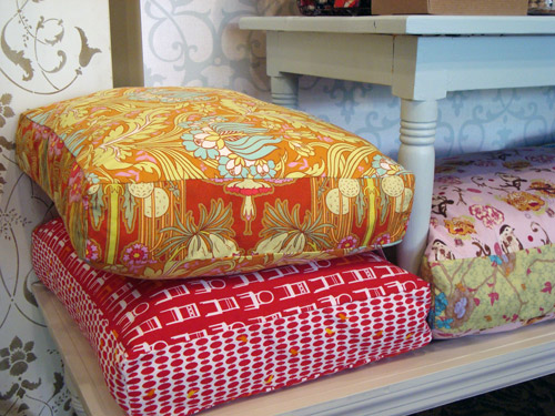 made-cushions