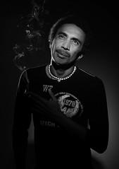 Evocando a Hendrix (mauvar2011) Tags: retrato afro hendrix marley paramount negritud