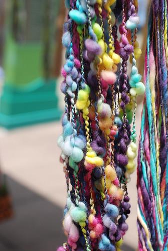 Lucca Dot Yarn