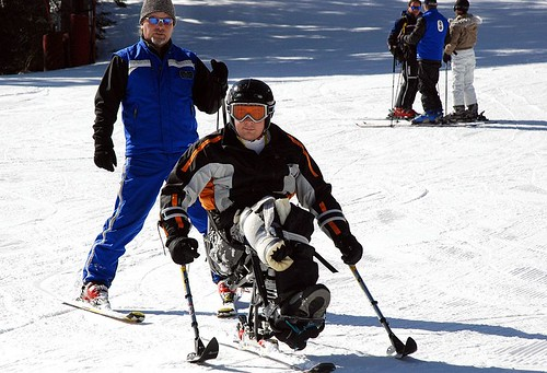 adaptive skiing 1