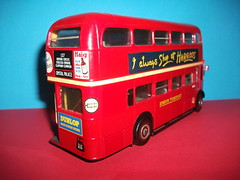 London transport RTL1050 on route 137.  1/50th scale. (Ledlon89) Tags: bus london transport lt londonbus rtl solido scalemodels scaleddown leylandtitan rtbus modelbusesandcoaches diecastbus