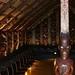 Por dentro de uma Marae, casa de reunioes Maori