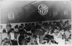 Club Okay (Hans-Michael Tappen) Tags: 1969 logo design 60s style atmosphere cult 1960s ruhrgebiet atmosphäre nordrheinwestfalen mods jugend bottrop ruhrpott 1960er jugendclub girlsfashion sechzigerjahre boysfashion clubokay clubokaybottrop ksjnd collectionhansmichaeltappen
