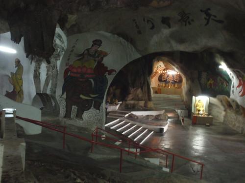 Ipoh Perak Tong Temple