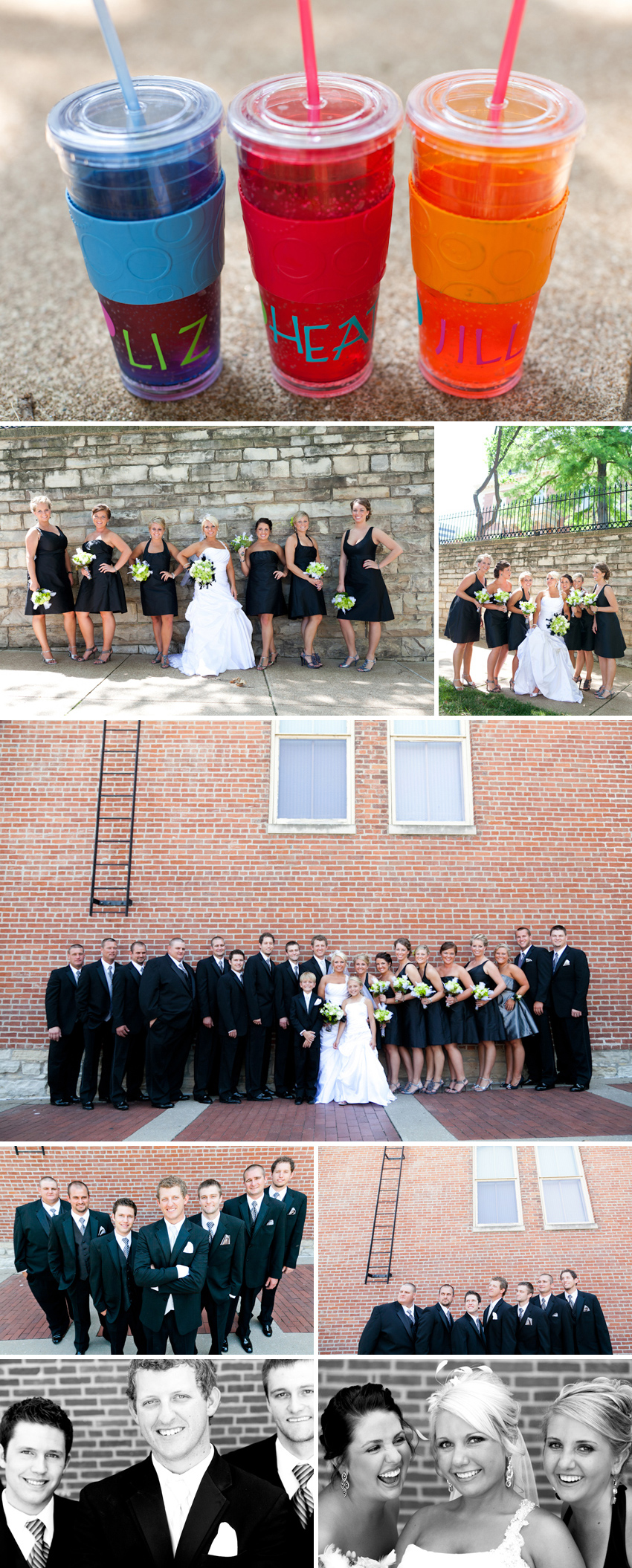 Kansas City wedding photographer Darbi G. Photography