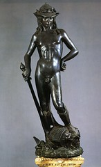 David (Ellis Art History) Tags: david male bronze nude florence italian young figure warrior goliath contrapposto donatello 15thcentury museonazionale quattrocento ellisarthistory