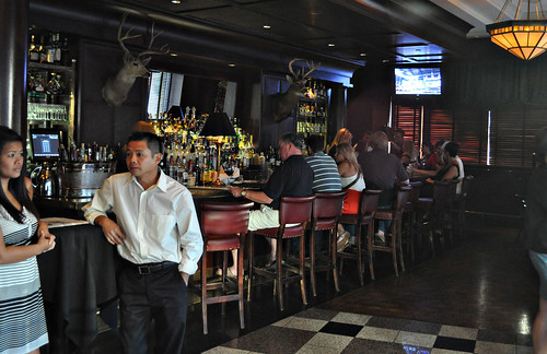 Bar at The Capital Grille ~ Minneapolis, MN