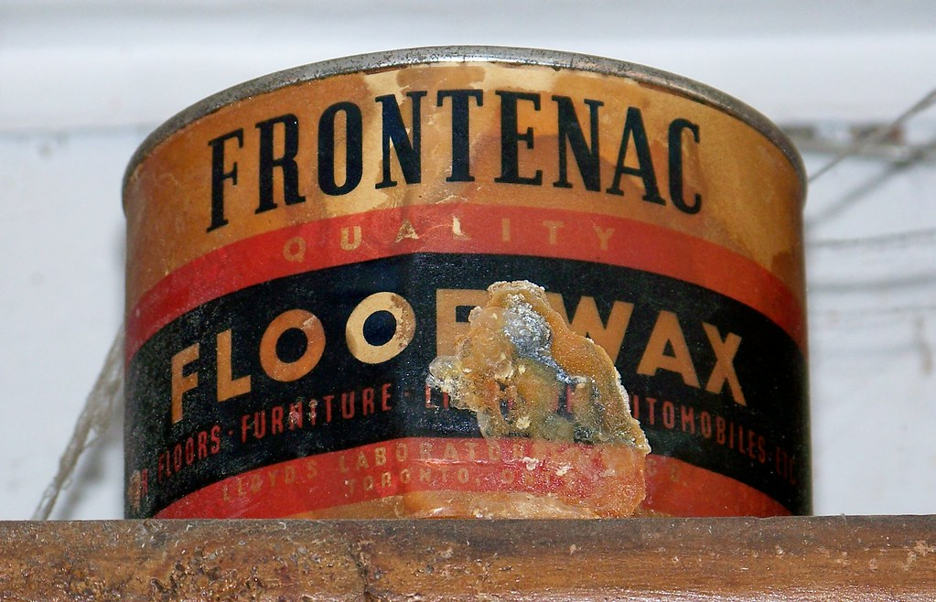 Frontenac Quality Floor Wax