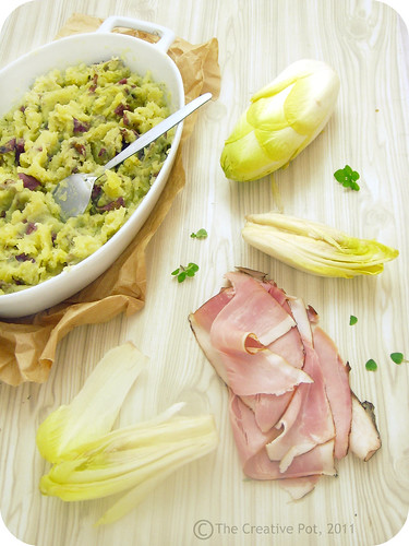 Chicory & Ham Bake a2-w