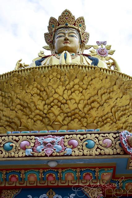 Golden Budah