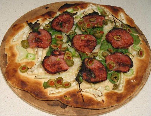Mortadella Pizza Recipes — Dishmaps