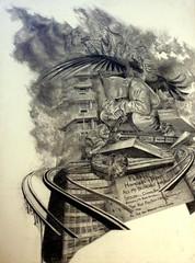Mark Sinckler aka Prime (Myriam JC Preston) Tags: art festival 30 paul james hall king bradford phil benoit matthew royal smith preston don british years graff ashcroft duncan myriam fuel jago starr robbo of donone