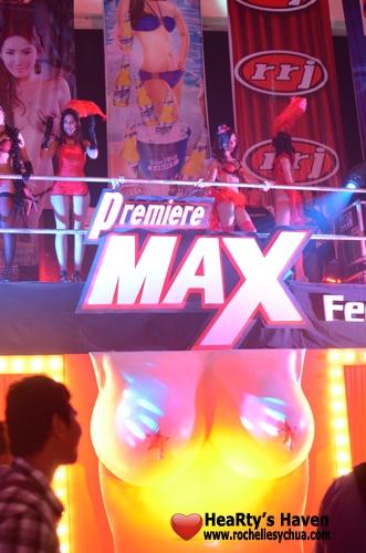 premiere max FHM 100 Sexiest