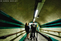 Descent (James Neeley) Tags: uk london raw streetphotography pseudohdr jamesneeley