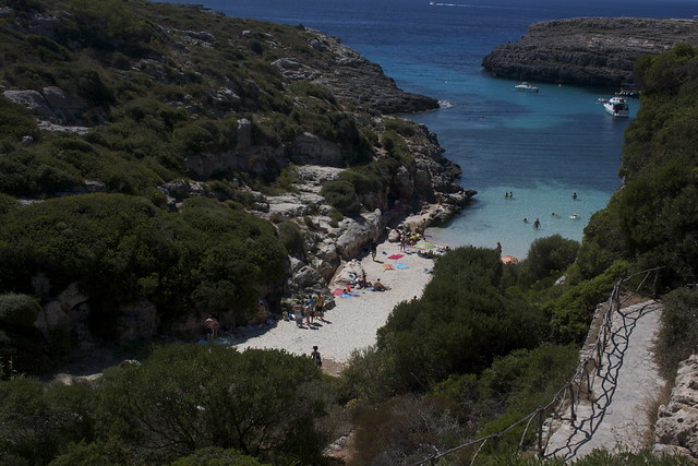 Binidali, Menorca
