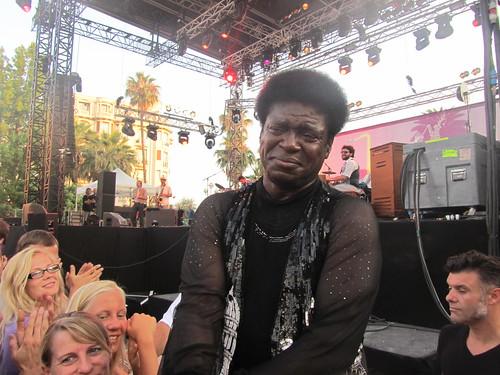 Charles Bradley In Nice Jazz Festival By Mardal - 110711