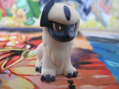 IMG_2189 (Copier) (pkm_absolution) Tags: kids shiny center plush figure pokemon shiney figurine tomy collector customs bandai peluche banpresto absol chromatique