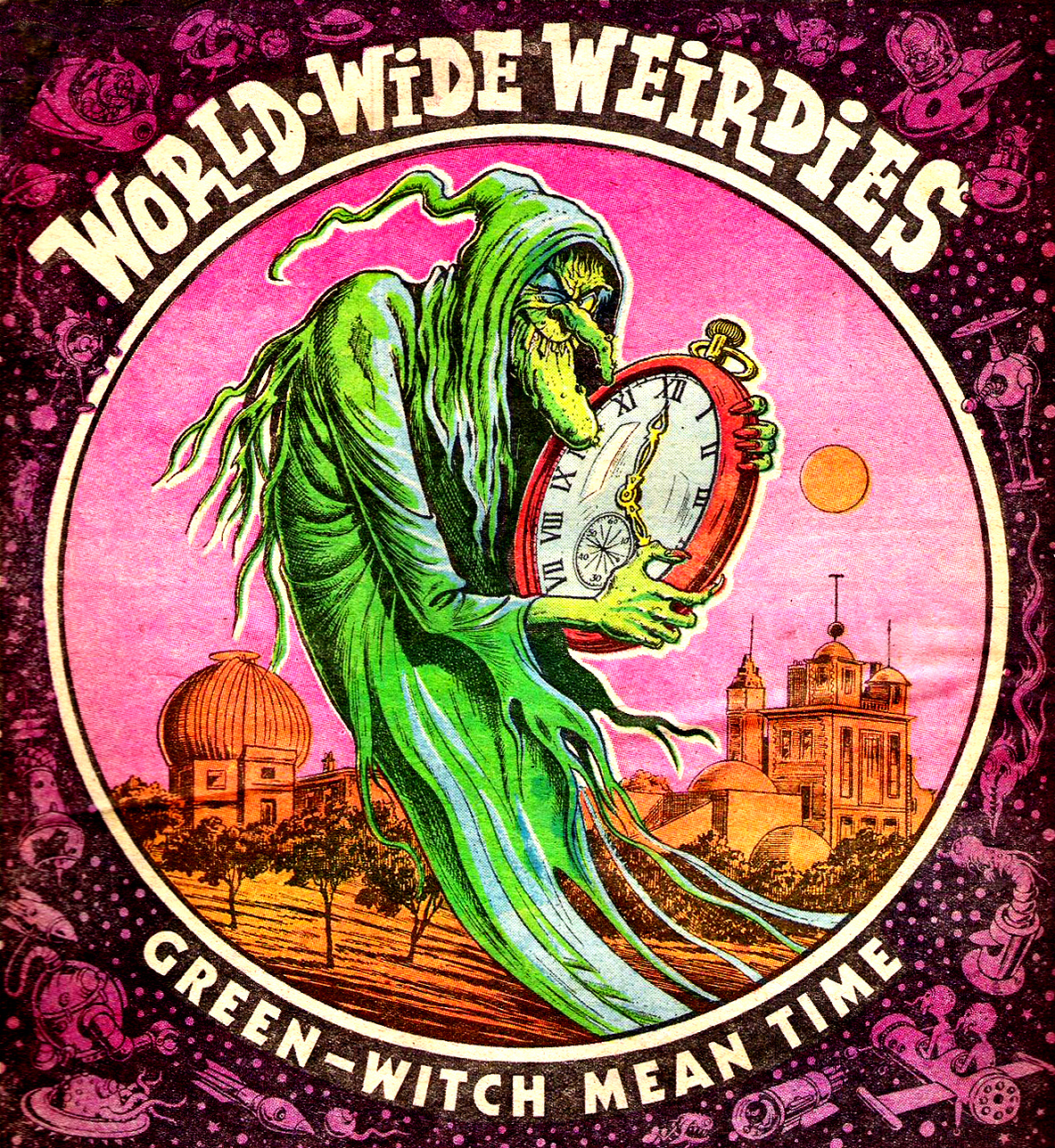 Ken Reid - World Wide Weirdies 22