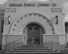 Old National Tobacco Company Building, Napier (Eyersh) Tags: architecture buildings napier hawkesbay canong10