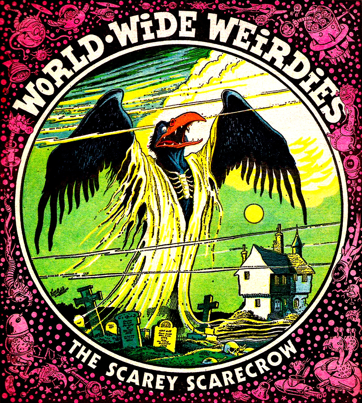 Ken Reid - World Wide Weirdies 32